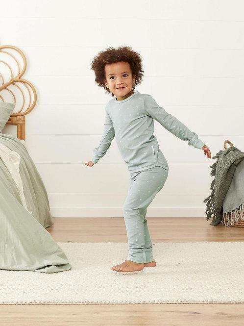 Sage Long Sleeve Pyjamas 0.2 TOG