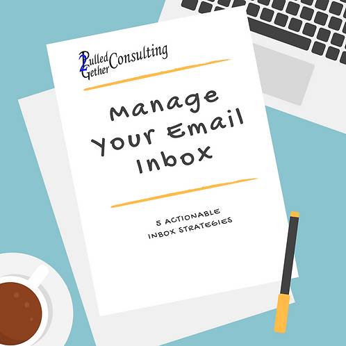 Email Management: Inbox Zero