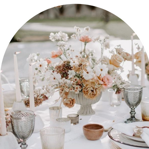 HOW TO PLAN A WEDDING RECEPTION ON A BUDGET