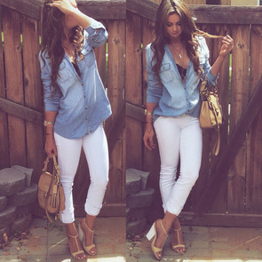 NO. 22 Back To School Fashion ft. Cipher Boutique