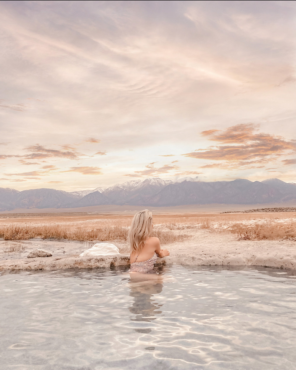 Mammoth Travel Guide Wild Willys Hot Spring