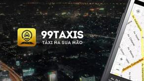 Rival chinesa da Uber pode comprar a 99