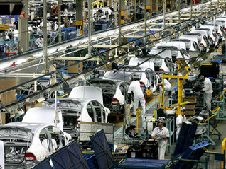 Automóveis – Estudo Revela Mercado Em Recessão No Mínimo Até 2018