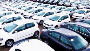 Venda de veículos sobe 24,5% em setembro