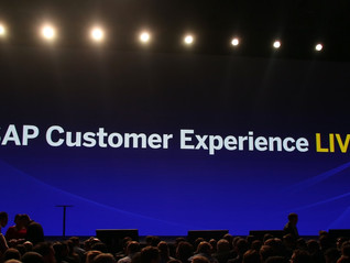 Customer Experience - CX, foi o seguimento que mais cresceu na SAP