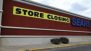 Sears entra com pedido de bancarrota