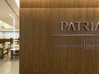 Pátria investe mais de R$ 3 bilhões em nova empresa