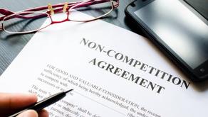 Clausula de Não concorrência pode afetar o Valuation
