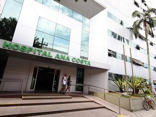 ANS dá aval e operadora assume Hospital Ana Costa em Santos