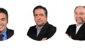 Sonda contrata três novos diretores