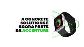 Accenture adquire Concrete Solutions