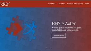 BHS e Axter anunciam fusão