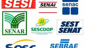 Governo publica MP que reduz contribuição das empresas para o Sistema S