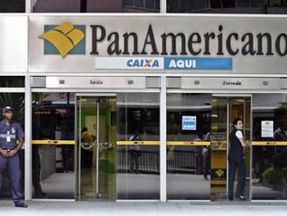 Policia Federal investiga venda do Panamericano para a Caixa.