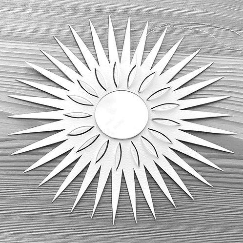 Holzhauser Sonne,  21 cm