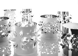 Lights of hope, hand cut paper lantern, paper art work 3D,
