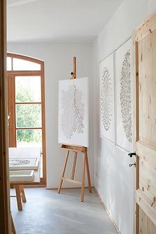 Atelier Anna Bellmann. Foto: Angelika Röder