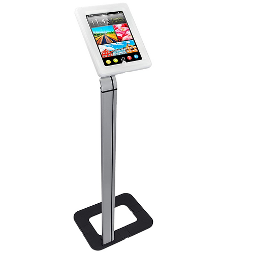 Anti-Theft Tablet Floor Stand for iPad