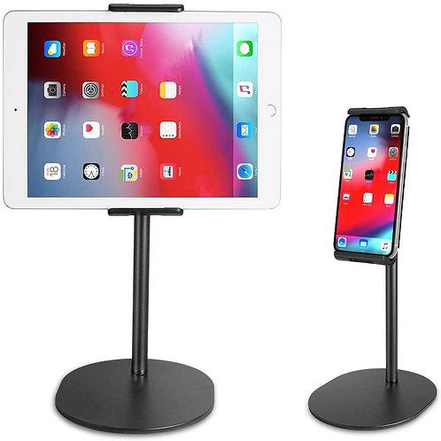 ell Phone Holder&Tablet Stand for Desk,360 ̊ Rotating