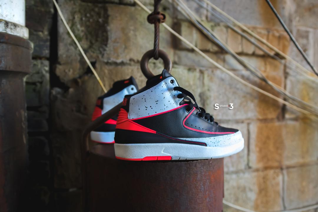 Jordan 2 Infrared