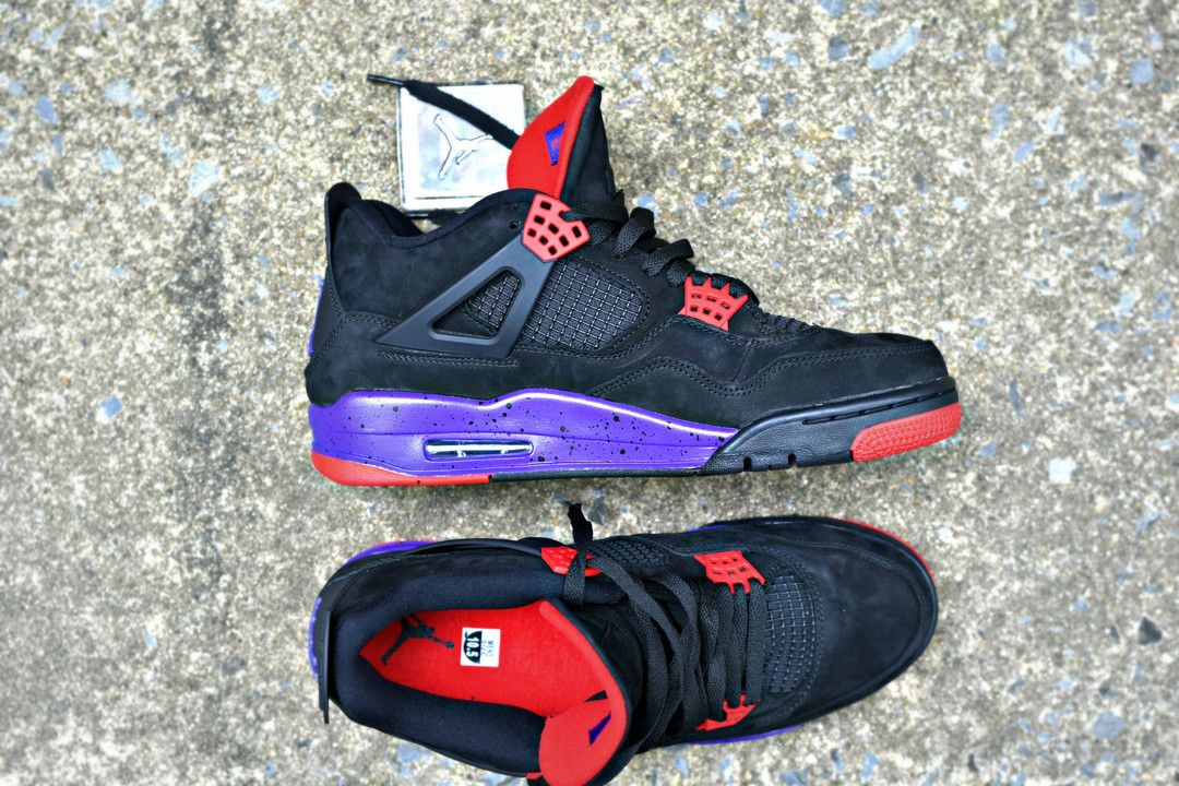 Jordan 4 Raptors