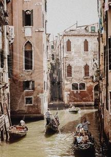 Tarde em Veneza