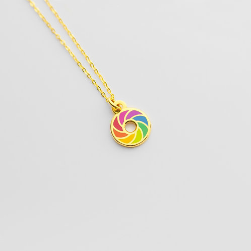 Pride Necklace (Single Charm)