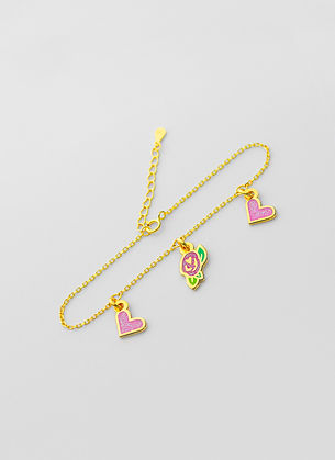 Love x Roses Bracelets 3 P (For First Pa