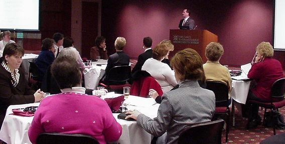 Jeff Eckert seminar