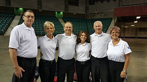 State Postseason Volleyball Crew