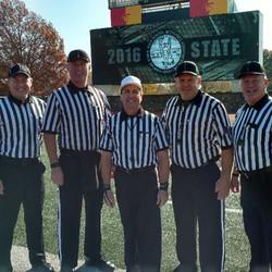 State postseason crew