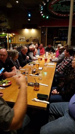 Hays KS postseason gathering