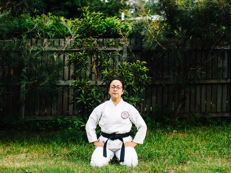 What Karate Has Taught Me About Being A Loud Woman!