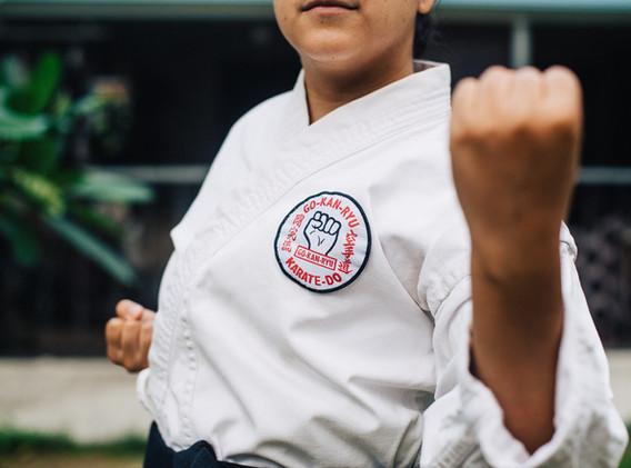 MRPR Brisbane copywriter and karateka