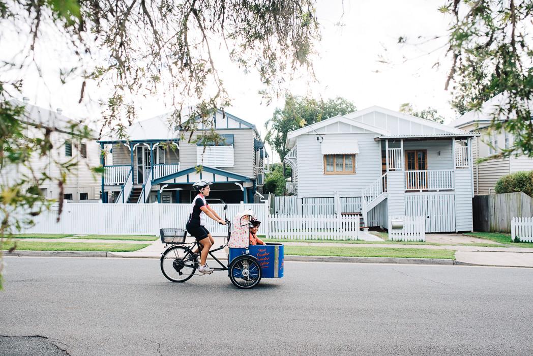 MRPR Brisbane copywriter and cyclist