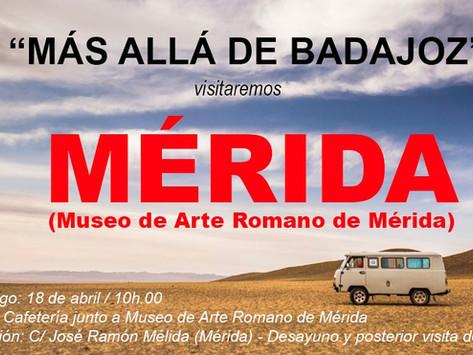 Salida fotográfica a Mérida