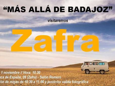Salida fotográfica a Zafra.