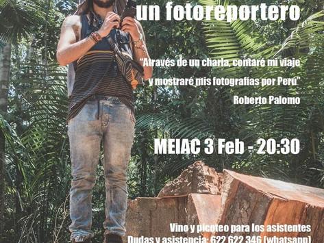 Perú: Crónicas de un fotorreportero.
