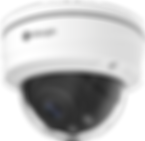 Remote Focus&Zoom Pro Dome Network Camera
