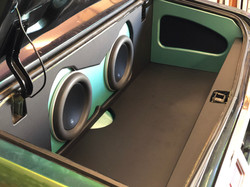 chevy impala oldschool 2 dub7s