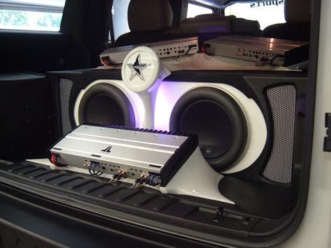 Amplifier installation