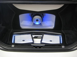 BMW M5 customized