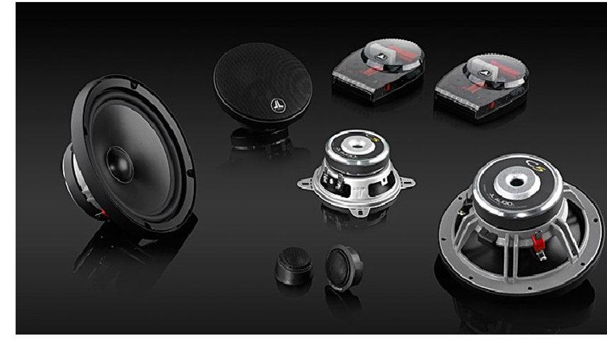 JL AUDIO C5-653 3 WAY Speakers