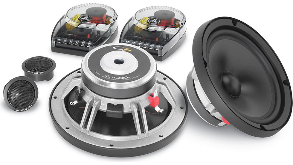JL AUDIO C5-650 Component speakers