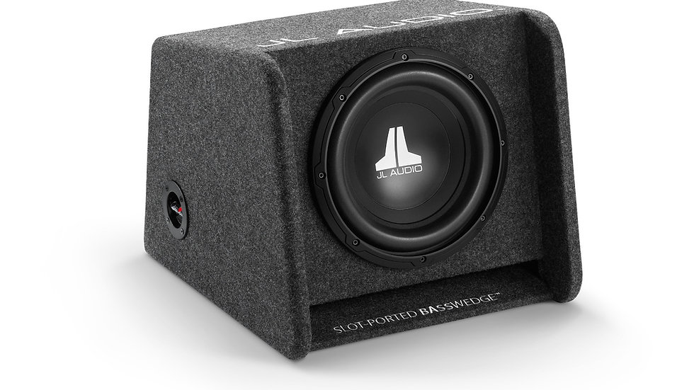 JL AUDIO CP112 - W0V3