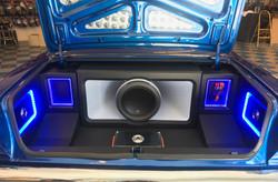 1962 Chevy Nova custom trunk JL