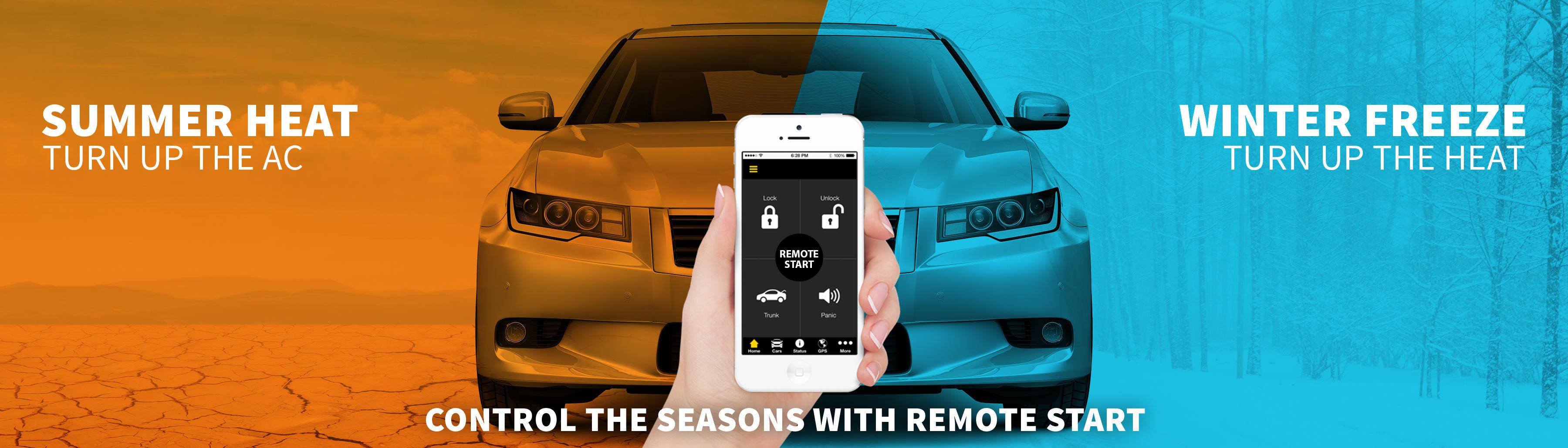 Remote Start Alarm Installation