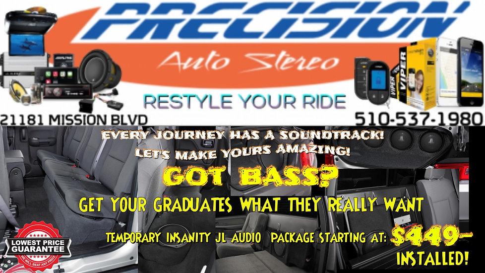 CUSTOM BASS INSTALLATION CAR AUDIO