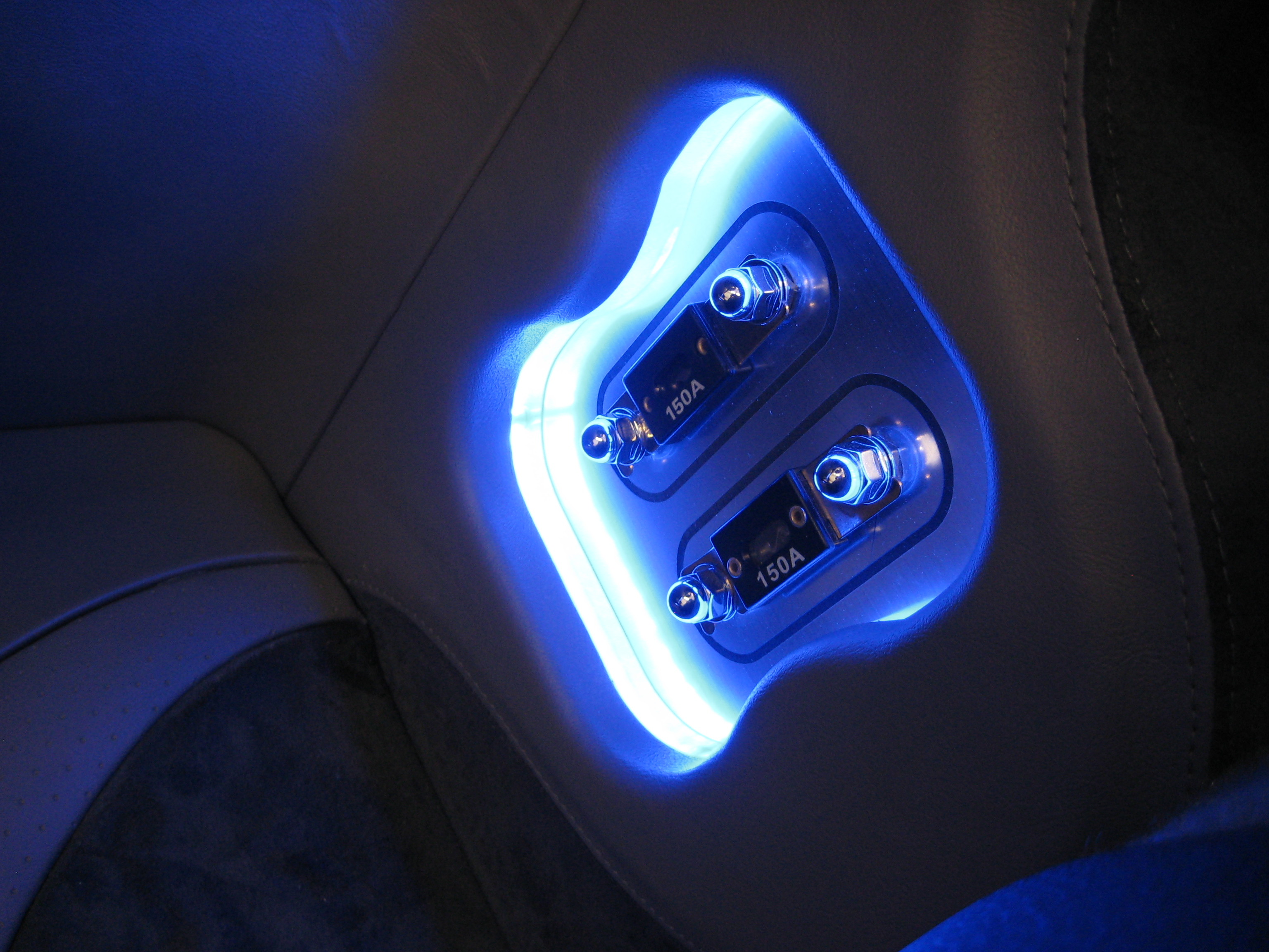 mustang with lexi led's-2
