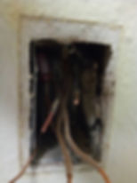 FPE fried outlet wires 012119.jpg